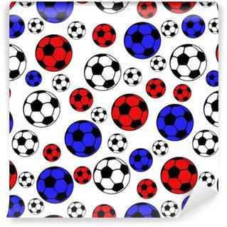 Balls Self-adhesive custom-made wallpaper