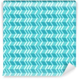 Geometrical Seamless Flat Pattern 3d Illusion Self Adhesive Wallpaper