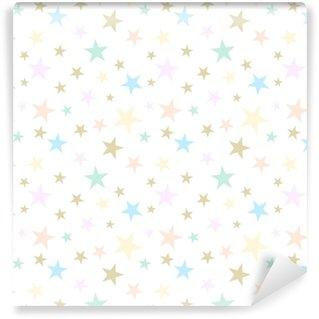 1ec747c871bc Abstrakt sömlöst mönster med stjärnor
