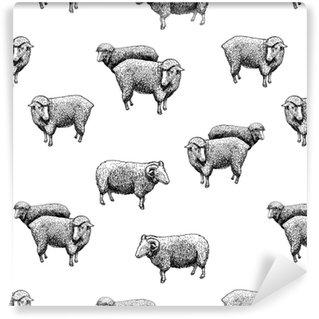 Mönster med får