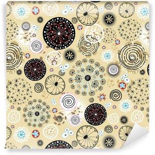 Vinyltapete nach Maß Abstraktes Muster.