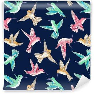 Tapeten kolibris pixers wir leben um zu ver ndern for Kleine fliegen blumen