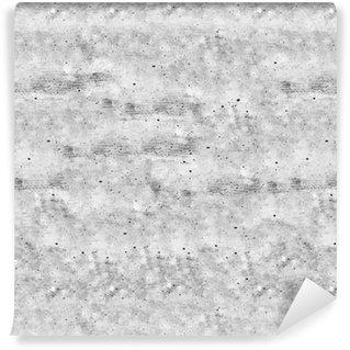 Måttanpassad vinyltapet Grunge plåt textur och sömlös bakgrund