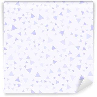 Violet trekant mønster. sømløs vektor Personlige vinyltapet