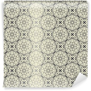 Vinylová Tapeta Královské tapety bezešvé květinovým vzorem, luxusní pozadí