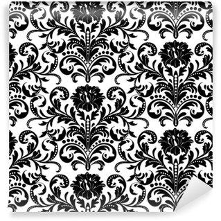 Vinylová Tapeta Květinové bezešvé tapety vzor