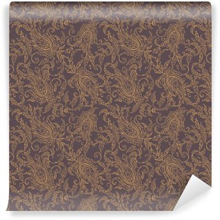 Vinylová Tapeta Paisley tkanina orient bezešvé vzor