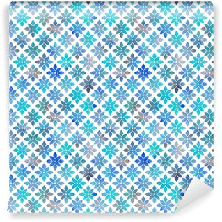 Geometric seamless bright wallpaper festival illustration Vinyl custom-made wallpaper