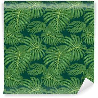 leaf Vinyl custom-made wallpaper