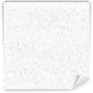 Zelfklevend behang, op maat gemaakt Korrelig grunge achtergrond, naadloze patroon, vector illustratie, geïsoleerd op wit