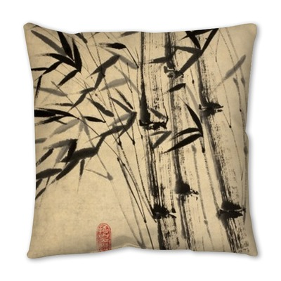 https pixers us pillow covers original drawing of bamboo 121706743