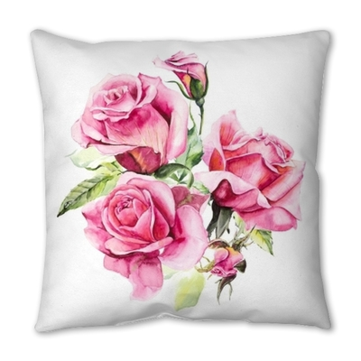 Rosebush Pattern From Pink Rose Wedding Drawings Watercolor Painting Greeting Cards Rose Background Watercolor Composition Flower Backdrop Throw Pillow Pixers We Live To Change