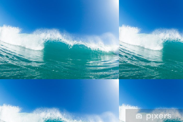Carta da Parati a Motivi in Vinile Ocean wave - Meraviglie della Natura