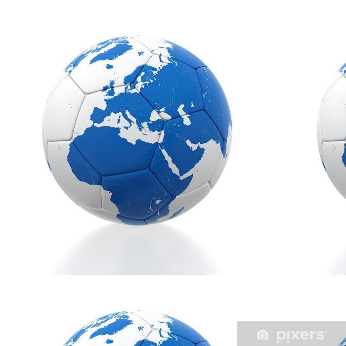 Papel Pintado Estándar Balón de fútbol - Artículos de deporte