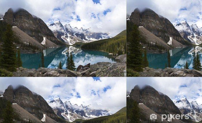 Papel Pintado Estándar Lago Moraine, Parque Nacional Banff, Alberta, Canadá - Temas