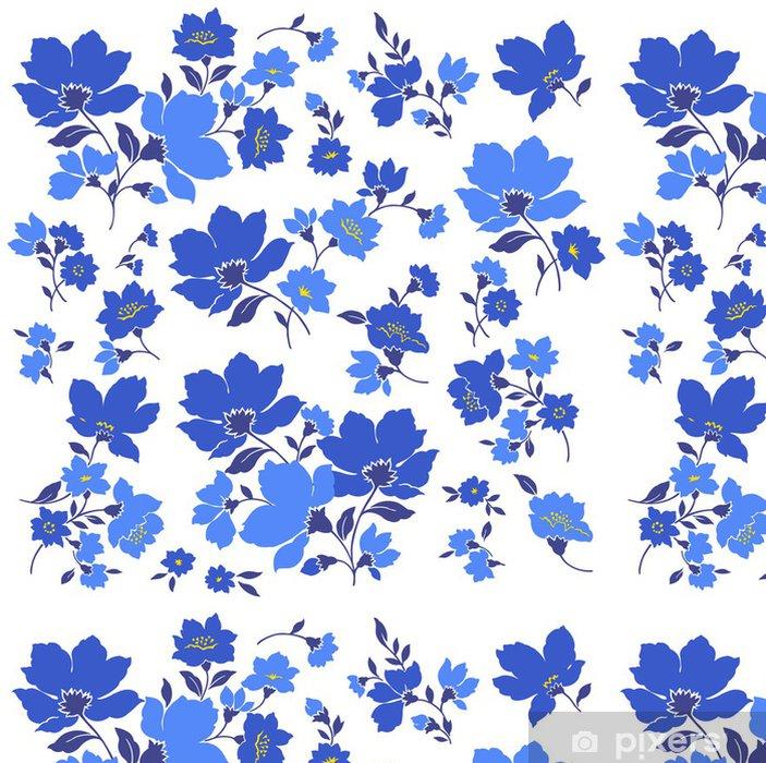 Papel Pintado Estándar Material de Flores - Artes y creación