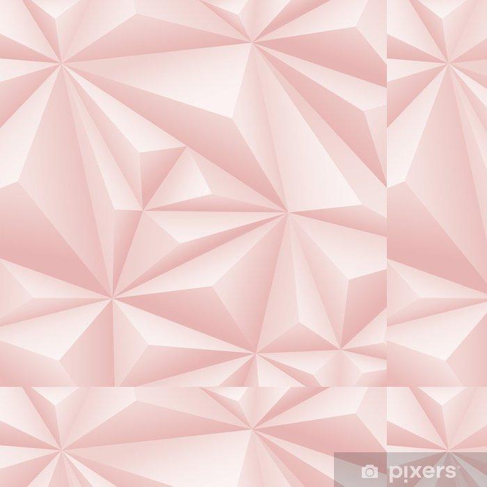 Papier Peint A Motifs Fond Geometrique Rose Pixers Nous Vivons