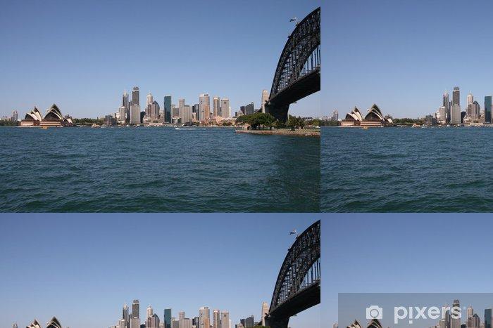 Vinyltapete Harbour Bridge - Ozeanien