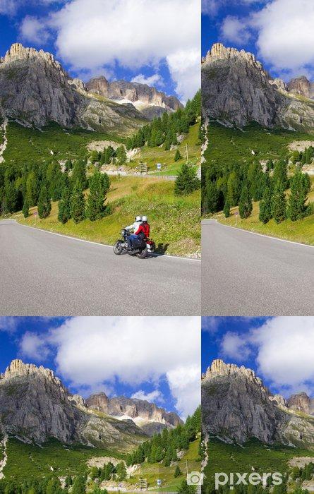 Vinyltapete Sellagruppe - Dolomiten - Alpen - Europa