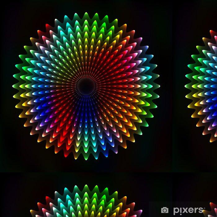 Värikäs valo kuva, abstrakti tausta - vektori astral Vinyylitapetti - Terveys Ja Lääketiede