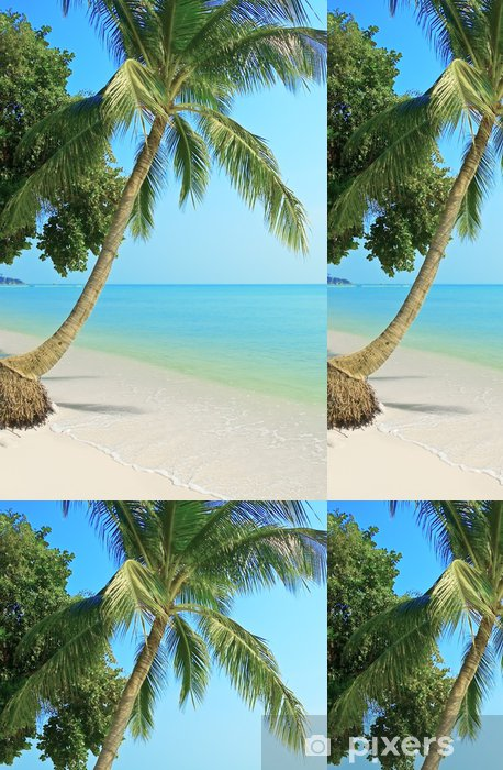 Vinylová Tapeta Palmtree - Prázdniny