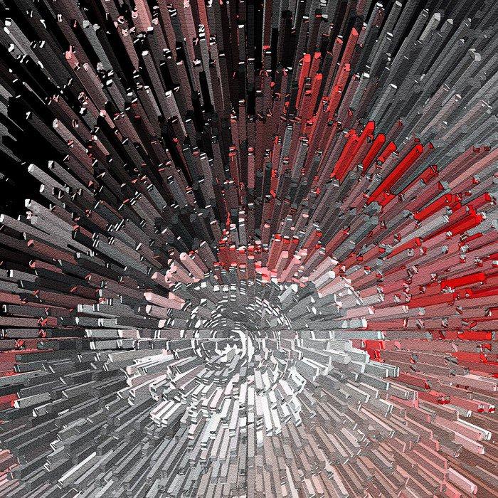 Fototapeta Vinylowa Abstrakcyjne tło z teksturą. -