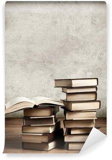 Abwaschbare Fototapete Alte Bücher