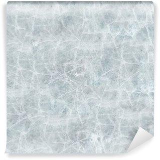 Abwaschbare Fototapete Eisbedeckung nahtlose Textur.