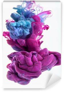 Abwaschbare Fototapete Farbe dop