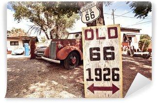 Abwaschbare Fototapete Roure 66 Artefakte