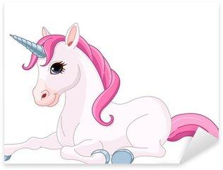 Pixerstick per Tutte le Superfici Adorabile Unicorn