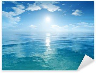 Pixerstick per Tutte le Superfici Cielo blu oceano