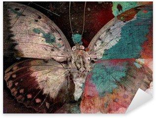 Adesivo Pixerstick Farfalla
