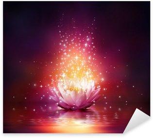 Pixerstick per Tutte le Superfici Fiore magico su acqua