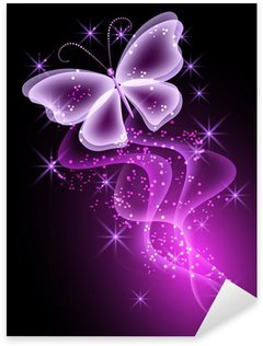 Pixerstick per Tutte le Superfici Fumo e la farfalla