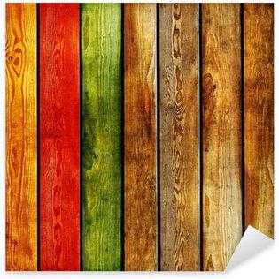 Adesivi legno pixers viviamo per il cambiamento for Adesivi per legno