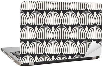 Adesivo per Laptop Seamless pattern geometrici