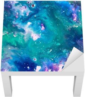 Adesivo per Tavolino Lack Dipingere texture