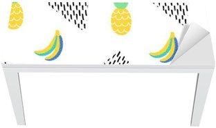Adesivo per Tavolo & Scrivania Estate Seamless pattern