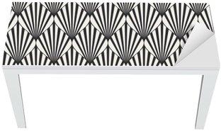 Adesivo per Tavolo & Scrivania Seamless pattern geometrici