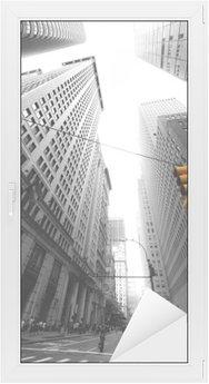 Adesivo per Vetri & Finestre Nuova strada yorkaise