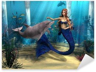 Pixerstick per Tutte le Superfici Sirena e Dolphin