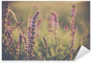 Adesivo Pixerstick Wild flower