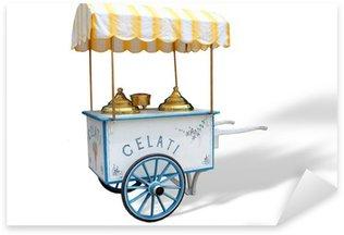 Pixerstick para Todas Superfícies carrettino dei gelati