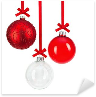 Pixerstick para Todas Superfícies Christmas balls