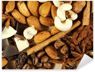 Pixerstick para Todas Superfícies christmas spices and ingredients