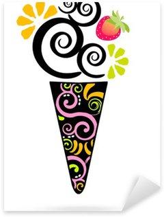 Pixerstick para Todas Superfícies Fruit Ice Cream