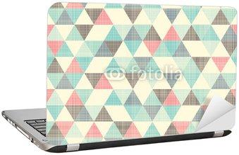 Adesivo para Notebook seamless geometric pattern