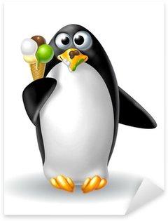 Pixerstick para Todas Superfícies pinguino col gelato