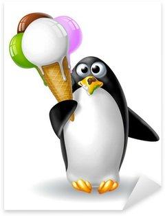 Pixerstick para Todas Superfícies pinguino gelato grande 2